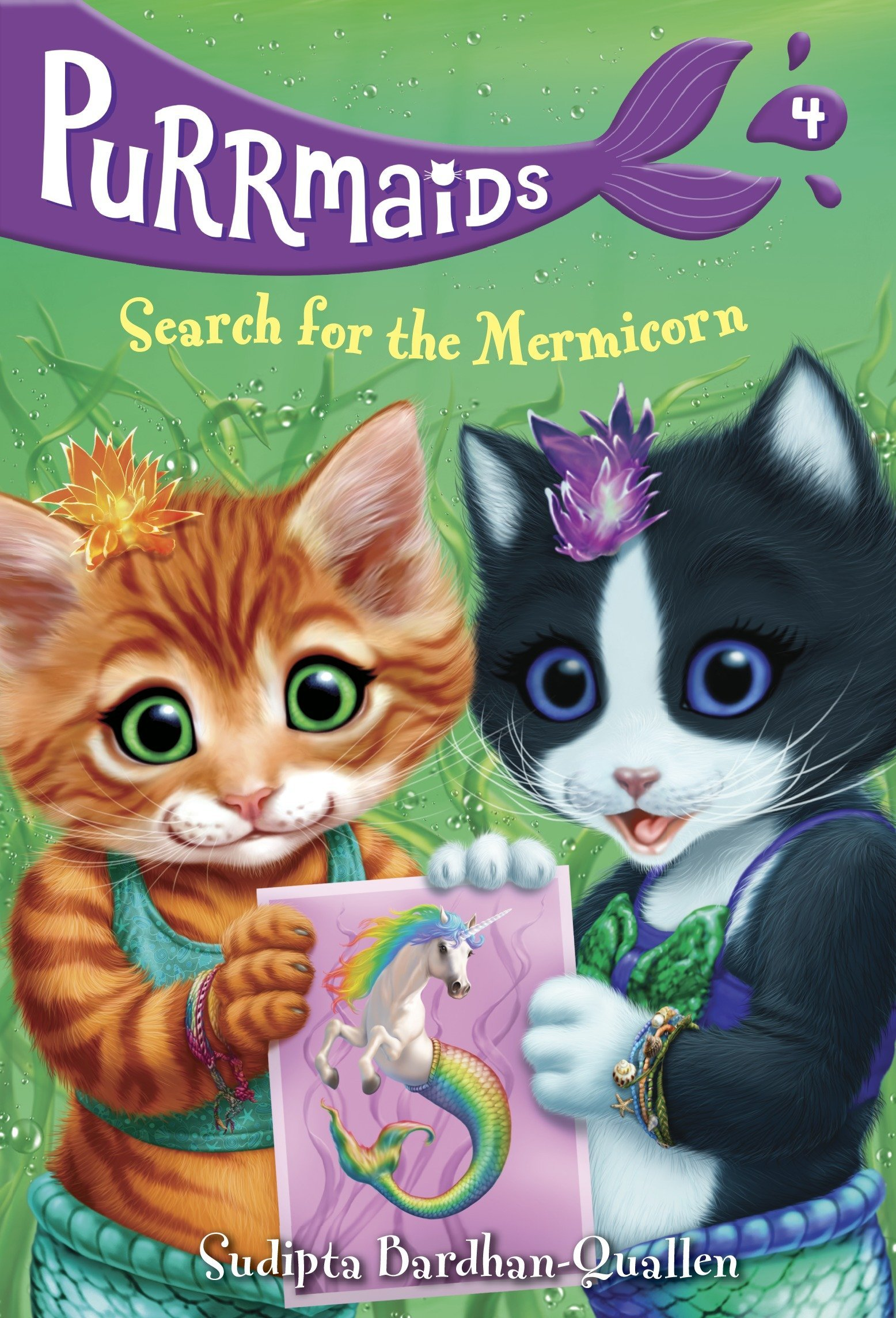 Purrmaids 4 Search for the Mermicorn