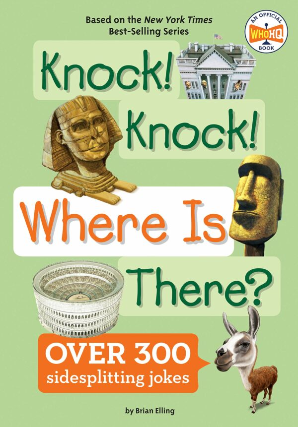 Knock Knock Where Is There?