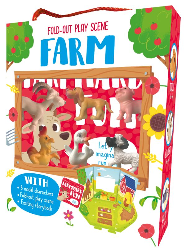 Farm Fold-out Play Scene