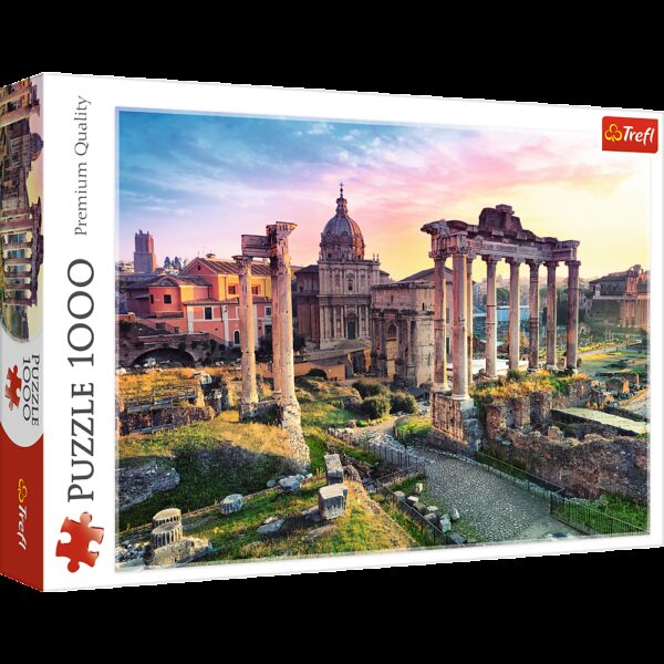 Forum Romanum Trefl Puzzle 1000 (680x480) 1000 Pieces 10443
