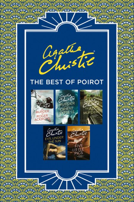 Best of Poirot : The Murder of Roger Ackroyd, Murder on the Orient Express, ABC Murders, Evil Under the Sun and Five Little Pigs