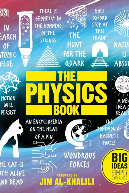 Physics Book : Big Ideas Simply Explained