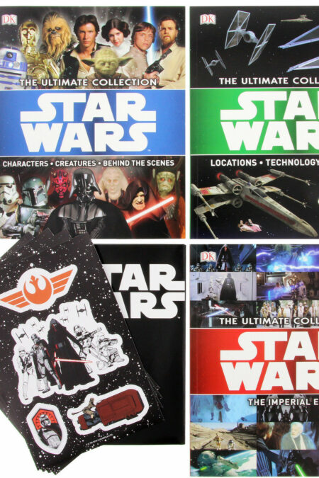 Star Wars The Ultimate Collection