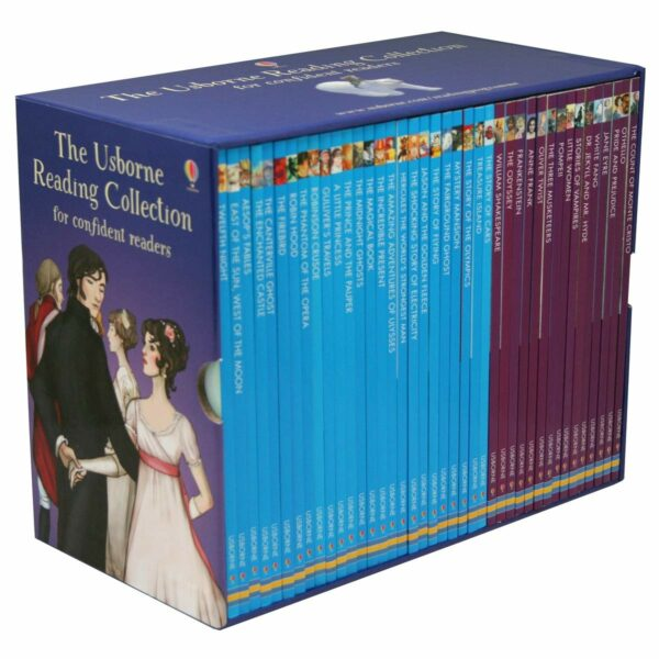 Usborne Reading Collection for confident