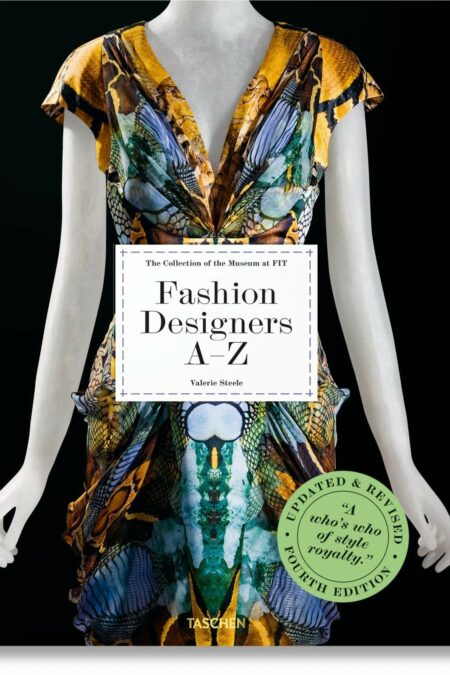Fashion Designers A-Z Updated 2020 Edition (PRIX FAVORABLE)