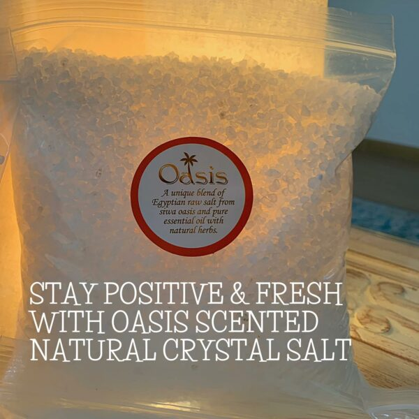 Scented Bath Salt Large