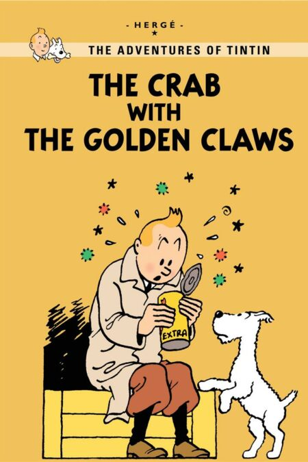Crab with the Golden Claws (The Adventures of Tintin: Young Readers Edition)
