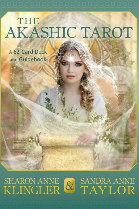 Akashic Tarot : A 62-Card Deck and Guidebook
