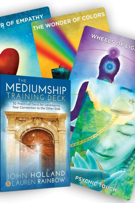 Mediumship Training Deck : 50 Practical Tools for Developing Your Connection to the Other-Side