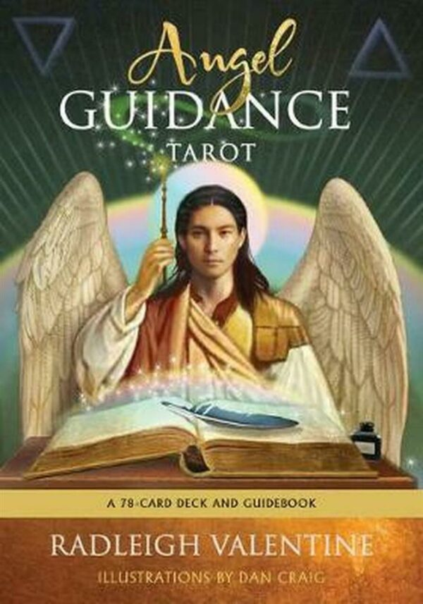 Angel Wisdom Tarot : A 78-Card Deck and Guidebook