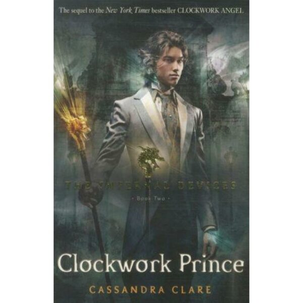 Infernal Devices 2: Clockwork Prince