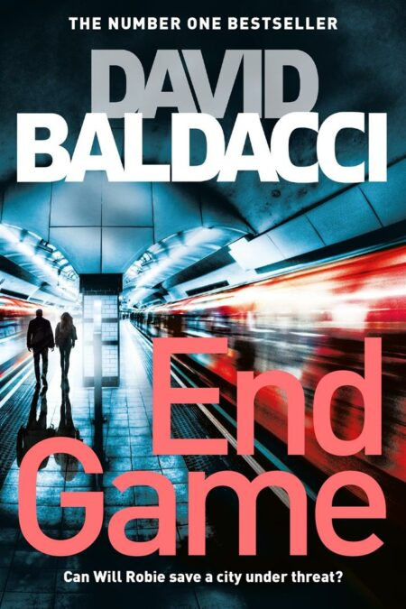 End Game Book 5 Will Robie Series