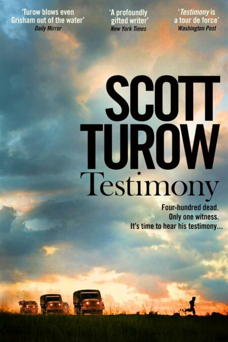 Testimony - Book 10 Kindle County Series