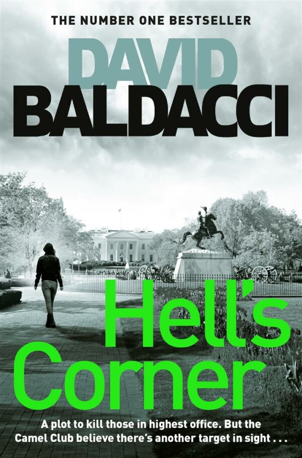 Hell's Corner Book 5 Camel Club Series