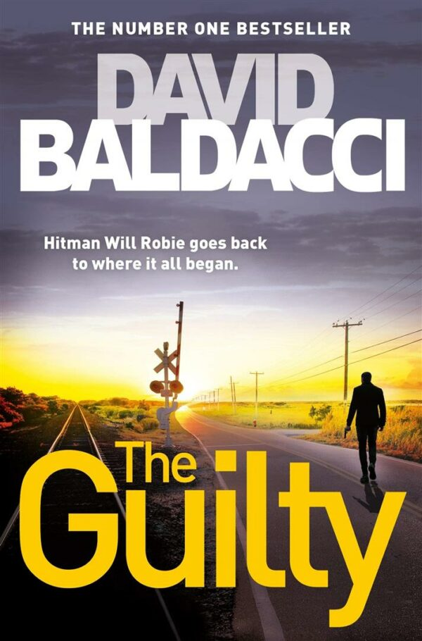 Guilty Book 4 Will Robie Series