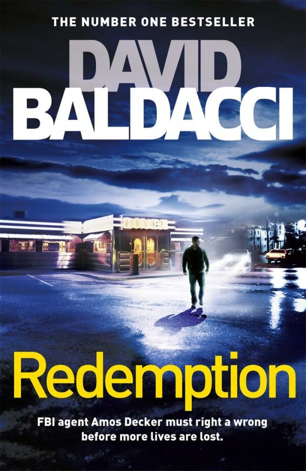 Redemption Book 5 Memory Man series