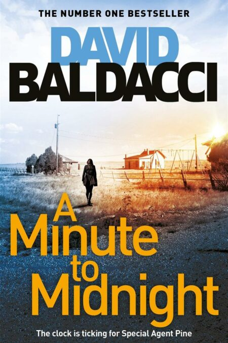 Minute to Midnight Book 2 An Atlee Pine Series