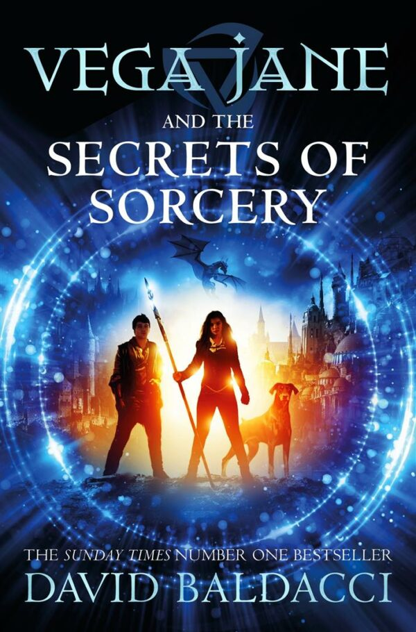 Vega Jane and the Secrets of Sorcer - Book 1 Vega Jane Series