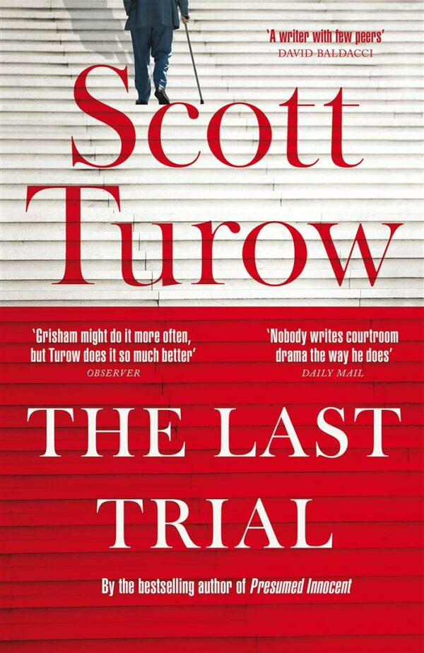Last Trial - Book 11 Kindle County Series