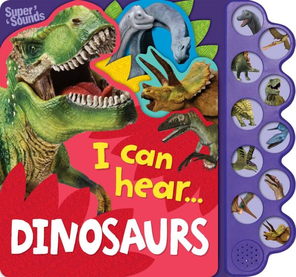 I Can Hear Dinosaurs