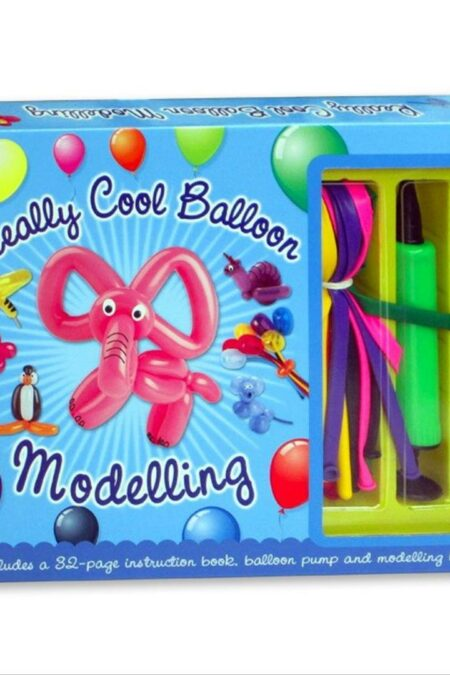 Really Cool Balloon Modelling