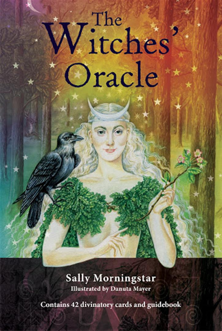 Witches' Oracle : Contains 42 Divinatory Cards and Guidebook
