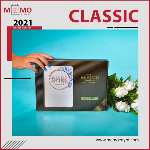 Classic weekly planner 2021