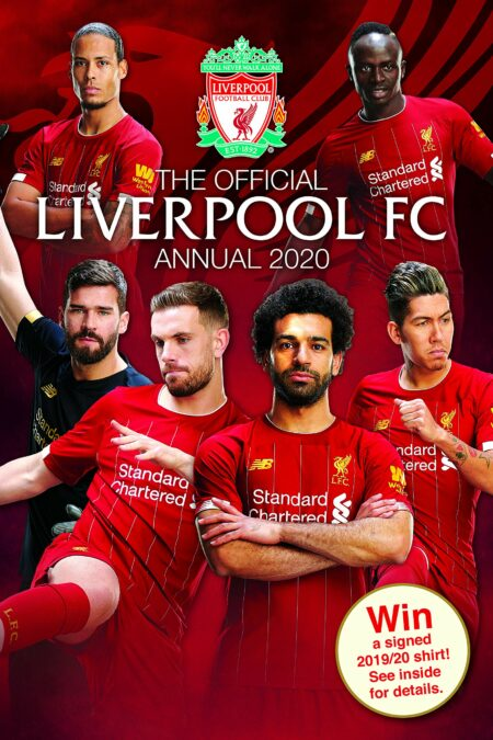 Official Liverpool FC Annual 2