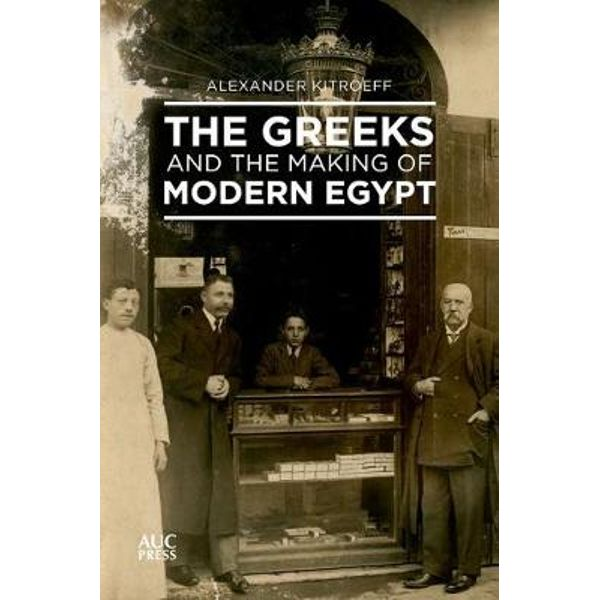 Greeks And The Making of Moder