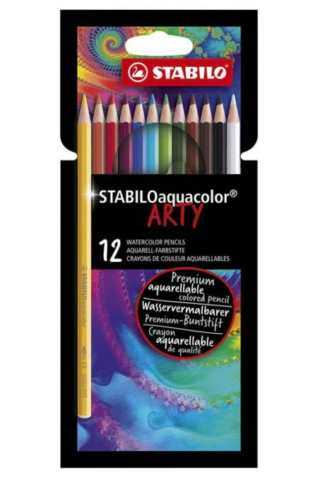 STabilo Aquacolor 12 colored p