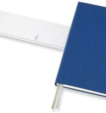 Lapis Blue Two-Go Notebook Med