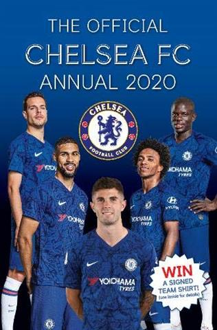 Chelsea FC Annual 2020