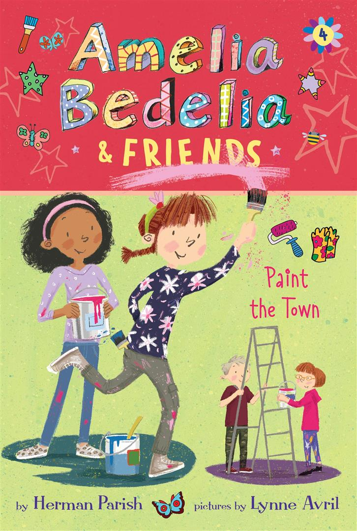 Amelia Bedelia & Friends #4