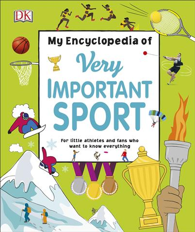 My Encyclopedia of Very Import