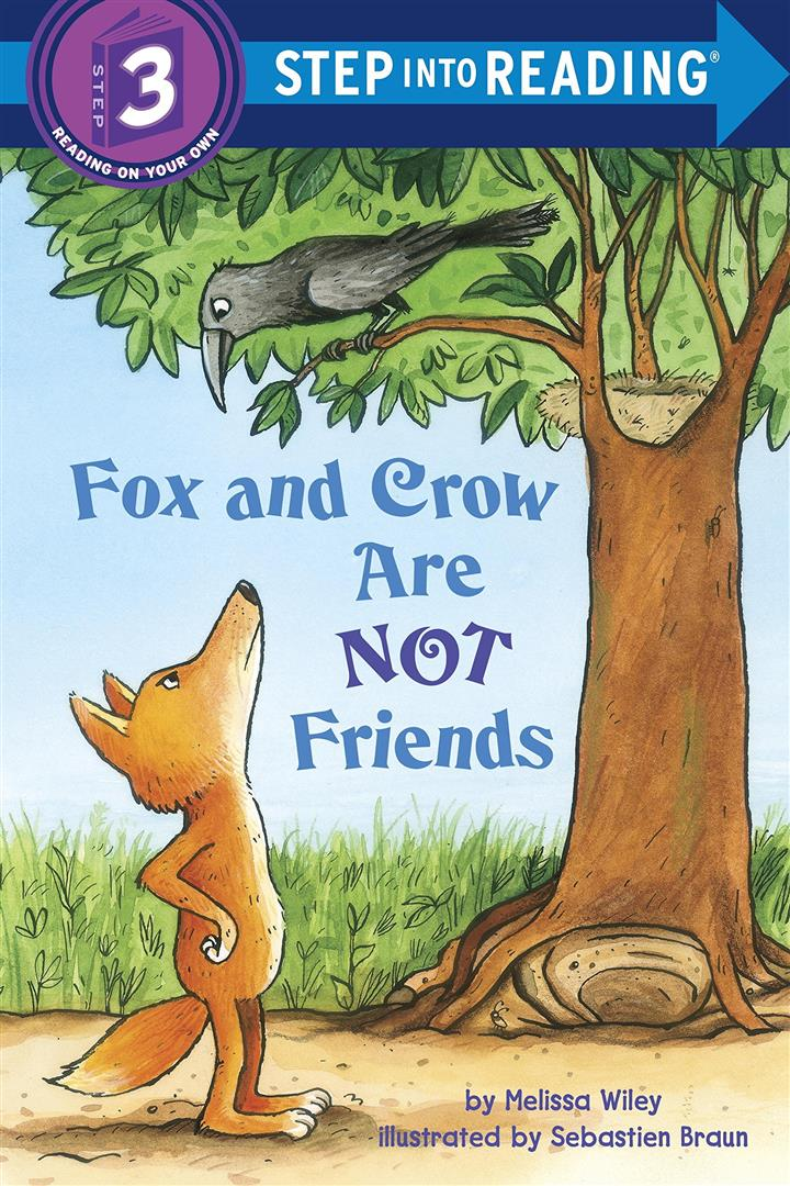 Fox And Crow Are Not Friends