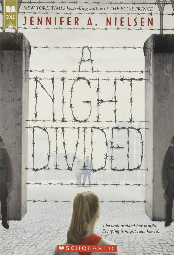Night Divided: Scholastic Gold