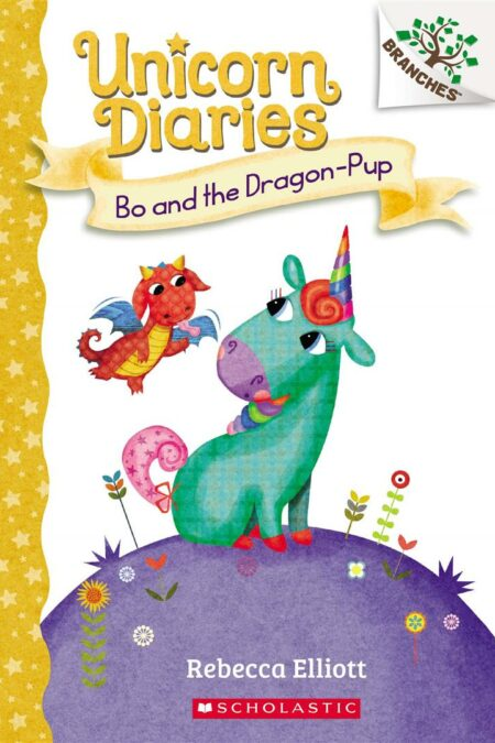 Bo and the Dragon-Pup