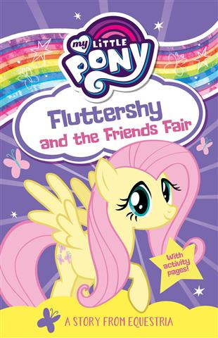 My Little Pony Fluttershy and
