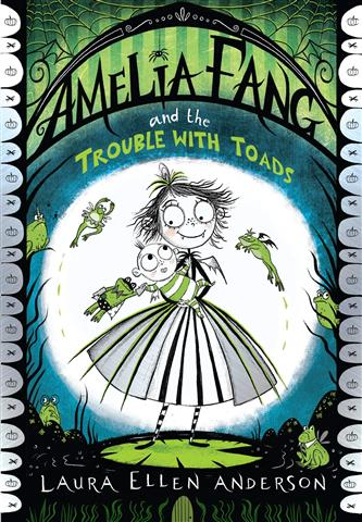 Amelia Fang and the Trouble wi