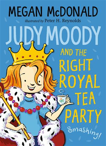 Judy Moody and the Right Royal