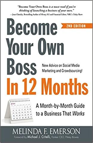 Become Your Own Boss in 12 Mon