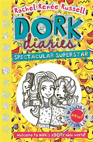 Dork Diaries Spectacular Super