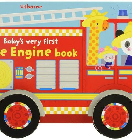 Baby's very first Fire Engine
