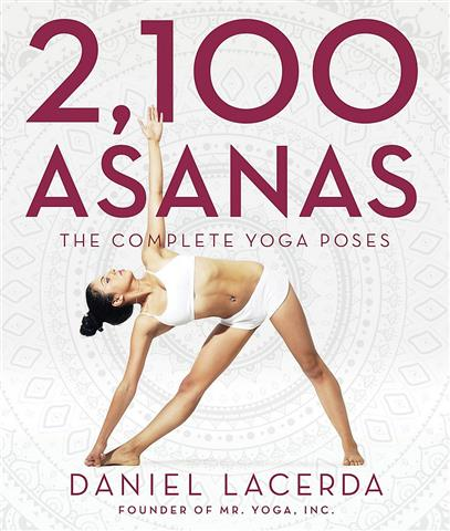 2100 Asanas The Complete Yoga