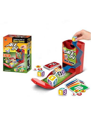 All-in Dice Game