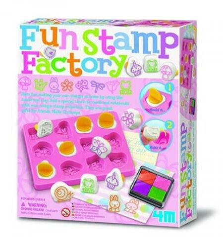 4M Fun Stamp Making Kit (4614)