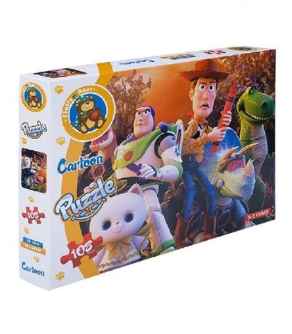 Toy Story Puzzle 108 Pieces