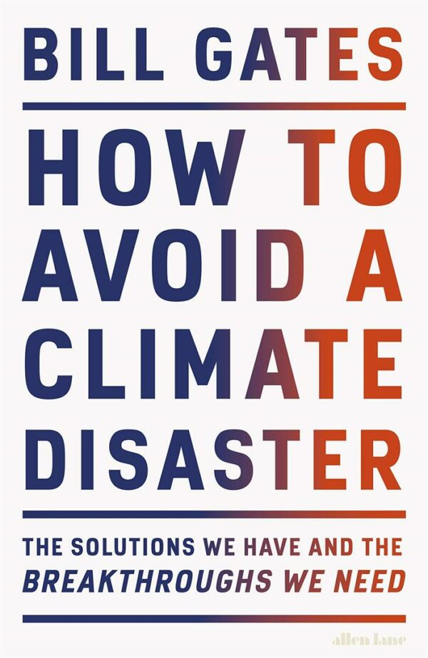 How to Avoid a Climate Disaste