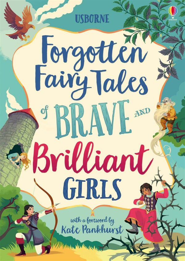 Forgotten Fairy Tales of Brave