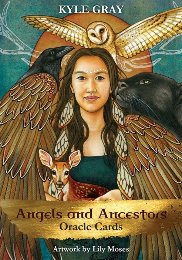 Angels and Ancestors Oracle Ca